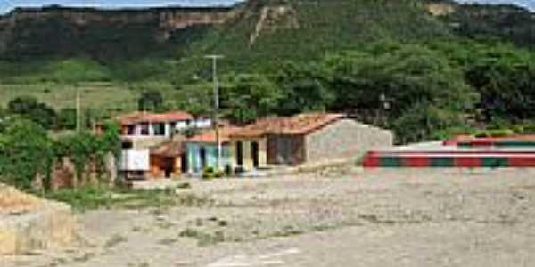 Sede do Distrito de Viração-Foto:Magno Lima