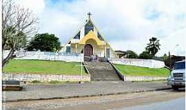 Xexéu - Xexéu-PE-Paróquia de São Sebastião-Foto:Herlanio Evangelista