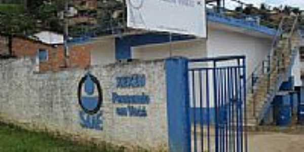 Pr�dio do SAAE em Xex�u-PE-Foto:viktorcampos