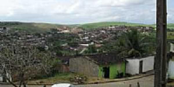 Vista da cidade de Xexéu-PE-Foto:viktorcampos