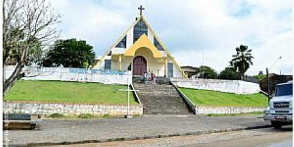 Xexéu-PE-Paróquia de São Sebastião-Foto:Herlanio Evangelista