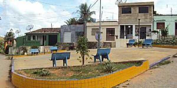 Xexéu-PE-Praça Marcelino-Foto:Sergio Falcetti