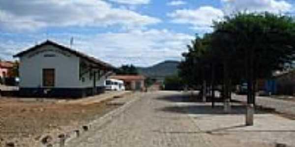 Estação Ferroviária de Acauã-PI-Foto:www.acaua.pi.