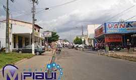 Água Branca - Água Branca-PI-Avenida Neco Teixeira-Foto:mpiaui.com