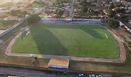 Água Branca - Água Branca-PI-Estádio de Futebol Luzia Bezerra Sales-Foto:mpiaui.com