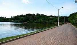 Água Branca - Água Branca-PI-Vista do açude-Foto:www.tribunadebarras.com