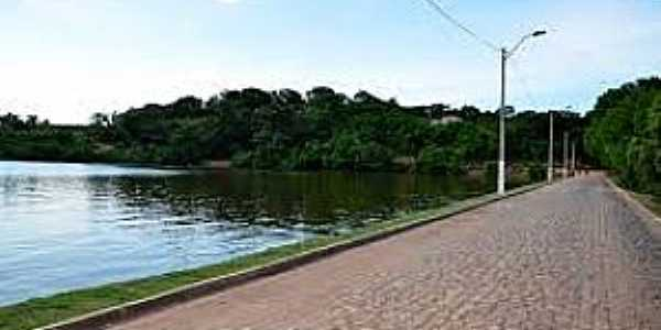 Água Branca-PI-Vista do açude-Foto:www.tribunadebarras.com