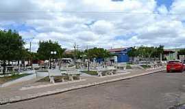 Alagoinha do Piauí - Alagoinha do Piauí-PI-Praça central-Foto:facebook