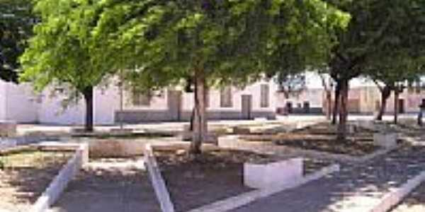 Praça-Foto:mauroenio