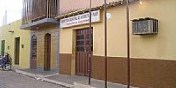 Prefeitura Municipal-Foto:mauroenio