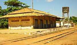 Altos - Antiga Estação Ferroviária-Foto:PETRONIO MARQUES