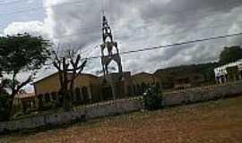 Altos - Igreja na entrada de Altos-Fotojananiaspi
