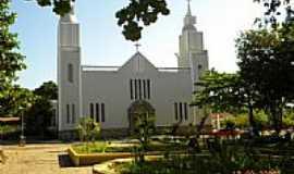 Altos - Igreja-Foto:PETRONIO MARQUES