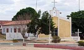 Alvorada do Gurguéia - Igreja Nossa Senhora Aparecida por walterfmota