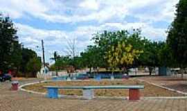 Alvorada do Gurguéia - Praça Central por walterfmota