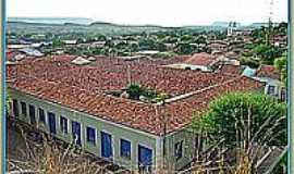 Amarante - Casarão da Prefeitura-Foto:Agamenon Pedrosa