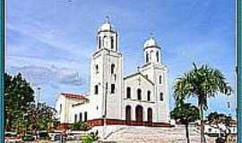 Amarante - Igreja de São Gonçalo do Amarante-Foto:Agamenon Pedrosa