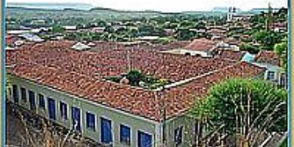 Casar�o da Prefeitura-Foto:Agamenon Pedrosa
