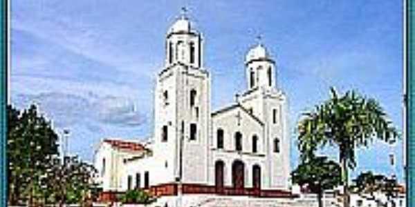 Igreja de São Gonçalo do Amarante-Foto:Agamenon Pedrosa