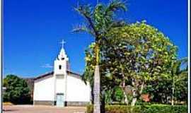 Antônio Almeida - Praça da Igreja-Foto:Agamenon Pedrosa