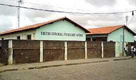 Crisópolis - Crisópolis-BA-Colégio Estadual Presidente Médici-Foto:escolas.educacao.ba.