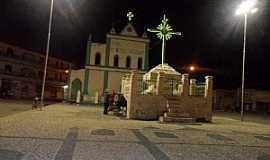 Crisópolis - Crisópolis-BA-Cruzeiro em frente a Paróquia de Bom Jesus-Foto:Edson Jorge