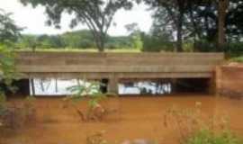 Aroazes - ponte do bairro Pedrinhas, Por etelvana Frazão historiadora