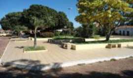 Aroazes - Praça Detinho Soares, Por etelvana Frazão historiadora