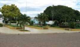 Aroazes - pça Detinho Soares, centro, Por Francisco Sousa