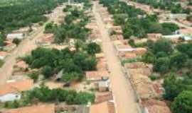 Baixa Grande do Ribeiro - Vista aérea de Baixa Grande do Ribeiro, Por Donizete Brandão de Alencar