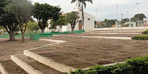 Imagens da cidade de Baixa Grande do Ribeiro - PI