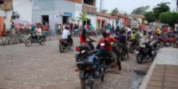 PRINCIPAL MEIO DE TANSPORTE - MOTOCICLETA , Por PEDRO MELO