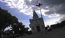 Barro Duro - Barro Duro-PI-Igreja de São João Batista-Foto:ANANIAS
