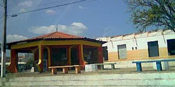 Barro Duro-PI-Praça central-Foto:ANANIAS
