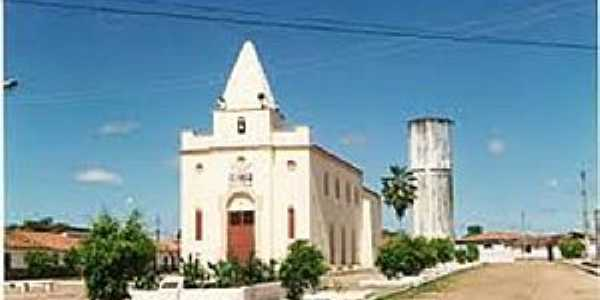 Igreja Matriz de São João Batista Foto Barroduronews
