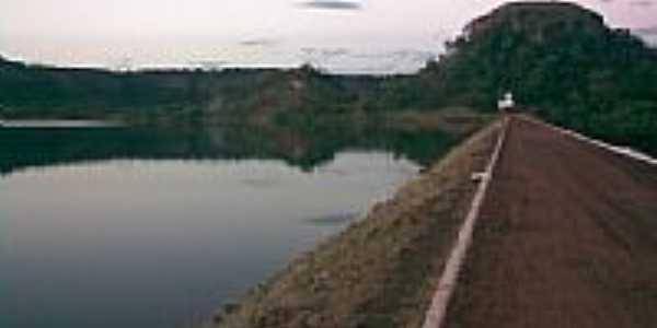 Barragem de Beneditinos-Foto:Flavio Cipriano
