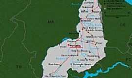 Bertol�nia - Mapa