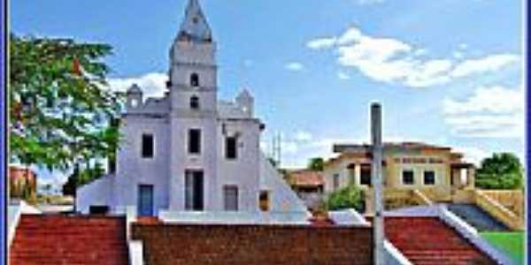 Cruzeiro, Igreja e Escola, por Agamenon Pedrosa