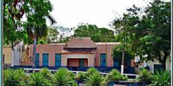 Prefeitura Municipal, por Agamenon Pedrosa