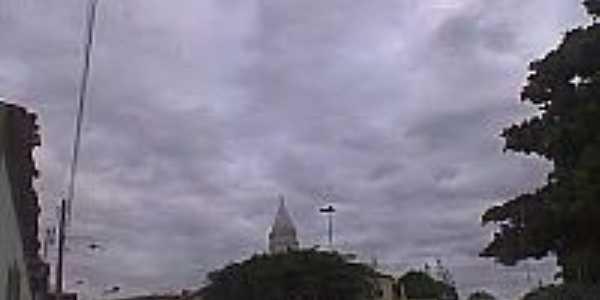 Vista do centro de Bertolínia-Foto:jananiaspi