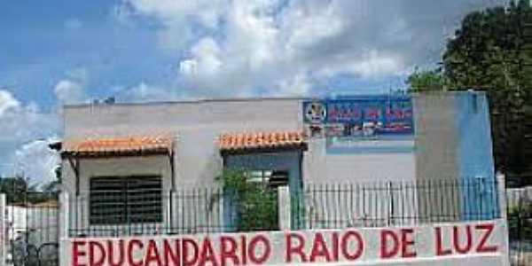 Boa Hora-PI-Educandário Raio de Luz-Foto:juarezsantos.com