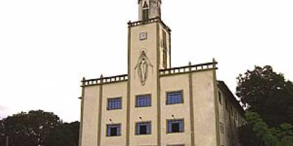 Bom Jesus-PI-Catedral de N.Sra.das Mercês-Foto:Vicente A. Queiroz