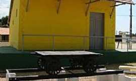 Bom Princípio do Piauí - Estação Ferroviária-Foto:Helder Fontenele