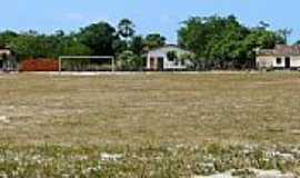 Bom Princípio do Piauí - Campo de Futebol-Foto:Helder Fontenele