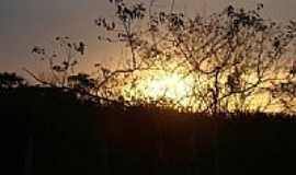 Bom Princípio do Piauí - Pôr do Sol-Foto:Helder Fontenele