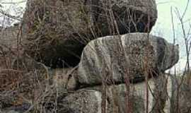 Bom Princ�pio do Piau� - Pedras-Foto:Helder Fontenele
