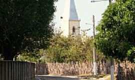 Bom Princípio do Piauí - Torre da Igreja de N.S.do Perpétuo Socorro-Foto:Helder Fontenele
