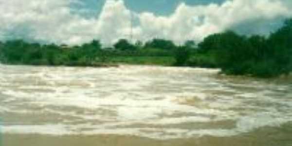 Cachoeira - Bonfim do Piauí, Por Pedro