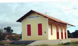 Brasileira - antiga estação de ferro, Por Naiara Rocha