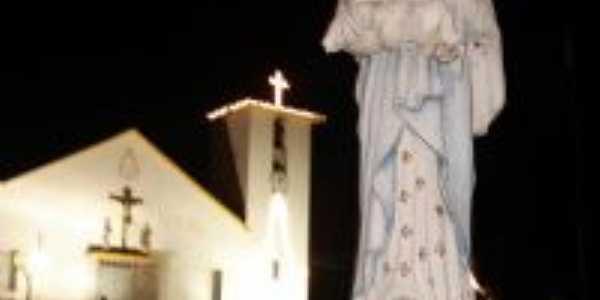 Igreja matriz e a Imagem de N.S. dos Remedios, Por Ecleuton Rocha Filho